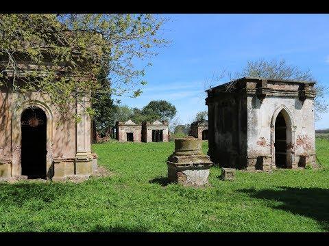 Cementerio abandonado en San Andres de Giles