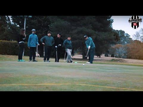 Vení a jugar al golf