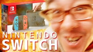 【大苦戦!】Nintendo Switch 争奪戦!みんなどこで予約した!?