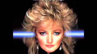 Bonnie Tyler - songs of Faster Than The Speed Of Night