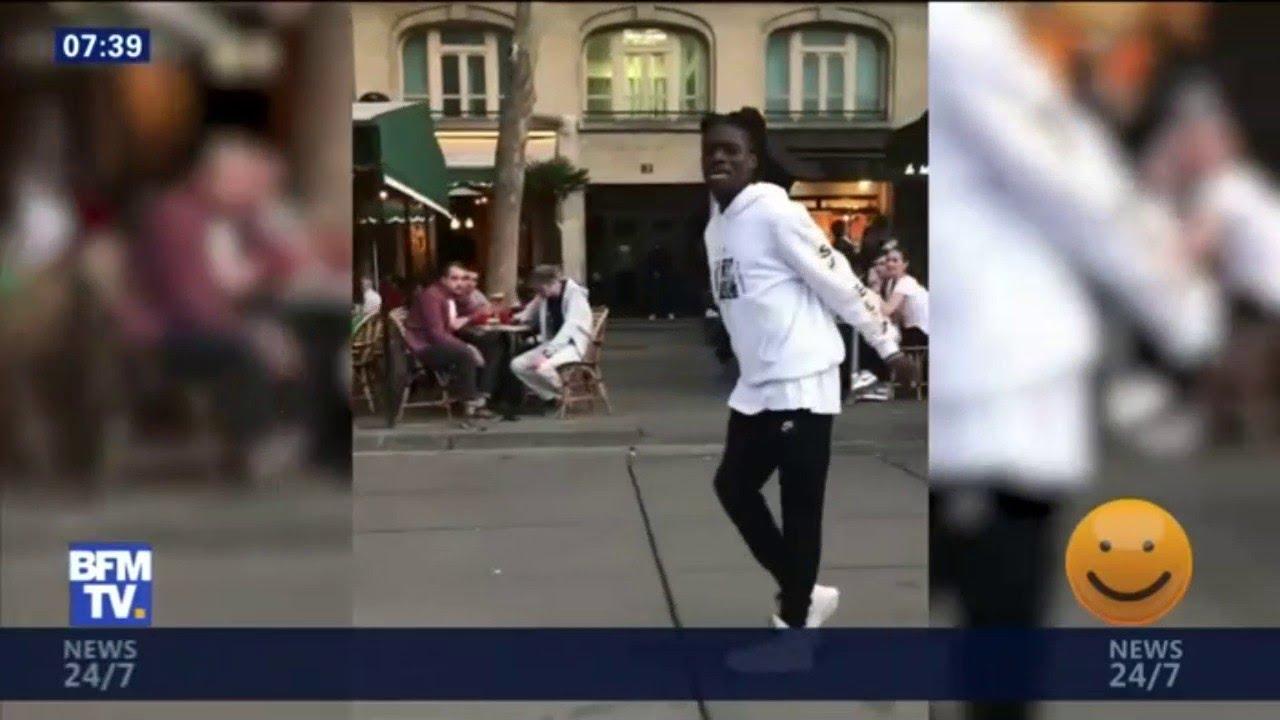 Grâce à son moonwalk, ce jeune Français est devenu (en une semaine) une star des réseaux sociaux