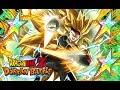 UNBELIEVABLE! 6 MILLION DAMAGE! 100% RAINBOW STAR SSJ3 BARDOCK SHOWCASE! (DBZ: Dokkan Battle)