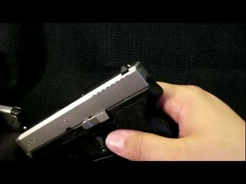 Kahr CW-9 Field Strip - Disassembly & Reassembly