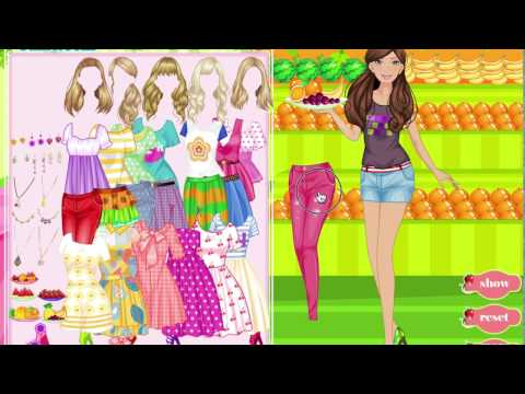 Игра Барби: одевалки