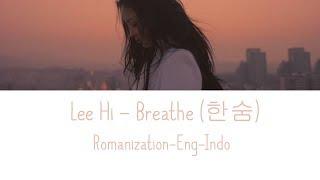 Download lagu Lee Hi Breathe MP3