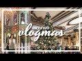 Festive Afternoon in San Francisco ❄ Vlogmas 2, 2018