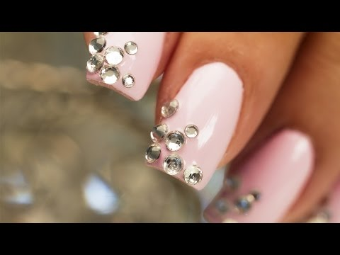 Three Nail Art Designs To Match A Gown