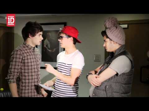One Direction - Spin the Harry (Episode 1)
