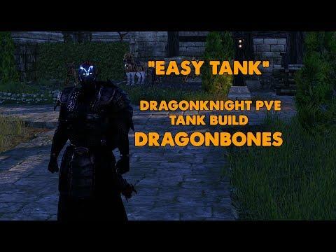 Eso Dragonknight Imperial Build