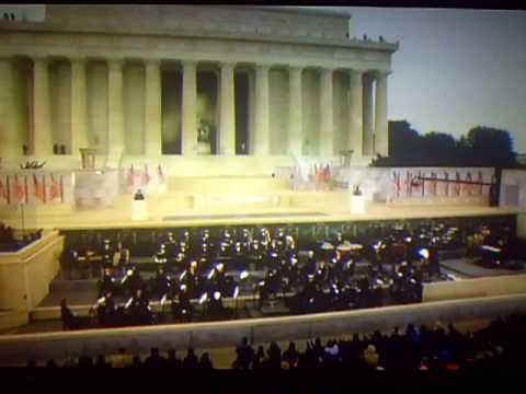 Obama Inauguration: A Change Gonna Come performed by Bettye LaVette & Jon Bon Jovi
