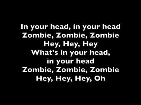 Zombie The Cranberries with lyrics   MX40