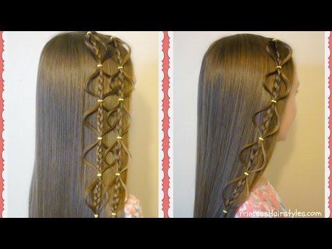 interlocking-floating-bubble-braid-hairstyle,-princess-hairstyles