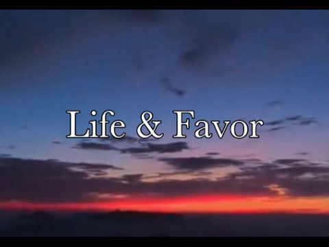 John P Kees  You Dont Know My Story Life & Favor and a Prayer