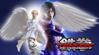 Tekken Tag Tournament 2: Angel & Unknown Arcade ᴴᴰ