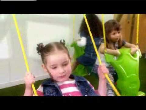 Toys R Us - Little Tikes Stockholm Wooden Swing Set