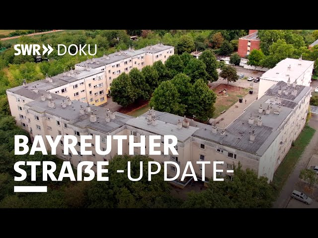 Marode Wohnblocks - Pläne zur Sanierung   Bayreuther Straße    SWR Doku