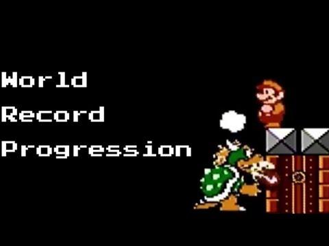 World Record Progression: Super Mario Bros. 3 Warpless