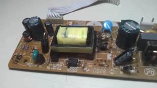 REPRODUCTOR DE DVD LG MOD DB440-SN NO ENCIENDE + MINI BONUS TRACK
