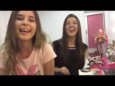 Canto da Naju - Episódio 18- MAQUIA E CONVERSA com Isabella Chaboudt (tem surpresa no final)