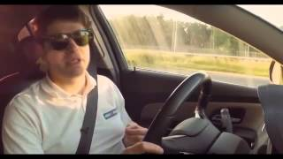 Как правильно тормозить двигателем / Экстренное торможение