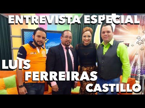 Entrevista Especial a Luis Ferreiras Castillo @JerezRossy @Alexdejs #VerdaderaTelevisión