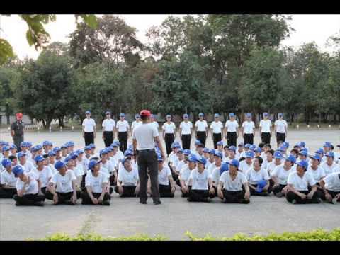 นักเรียนนายสิบตำรวจหญิง 2555.wmv