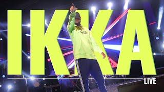 Ikka Live | Chandigarh | Crossblade Music Festival