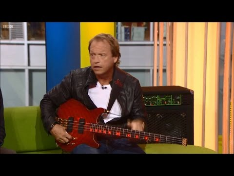 Level 42 - Mark King Interview - 2012 - The One Show - BBC One
