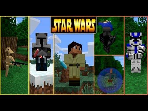 [1.8.9][32-512x] Star Wars — Звёздные Войны в майнкрафт ...