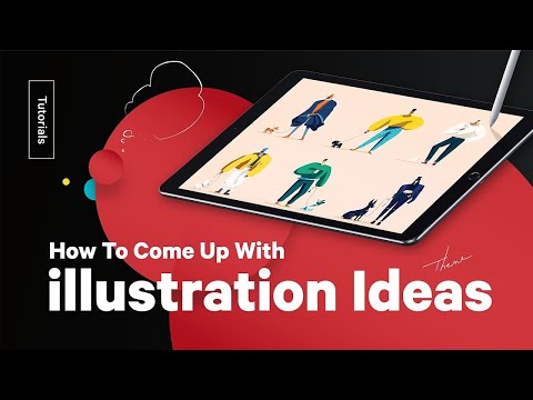 Digital Art – How To Come Up With Ideas