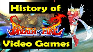 History of - BREATH OF FIRE (1993-2015)