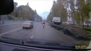 ДТП 29.09.2017 Ярославль Ленинградский пр-т