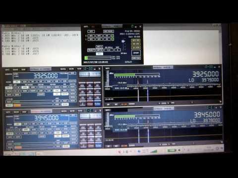 SDRplay+SDRuno(VRX)