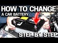 How to Replace Your Car Battery - Subaru DIY