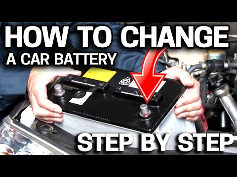 Replace a Subaru Car Battery – Forester & Others