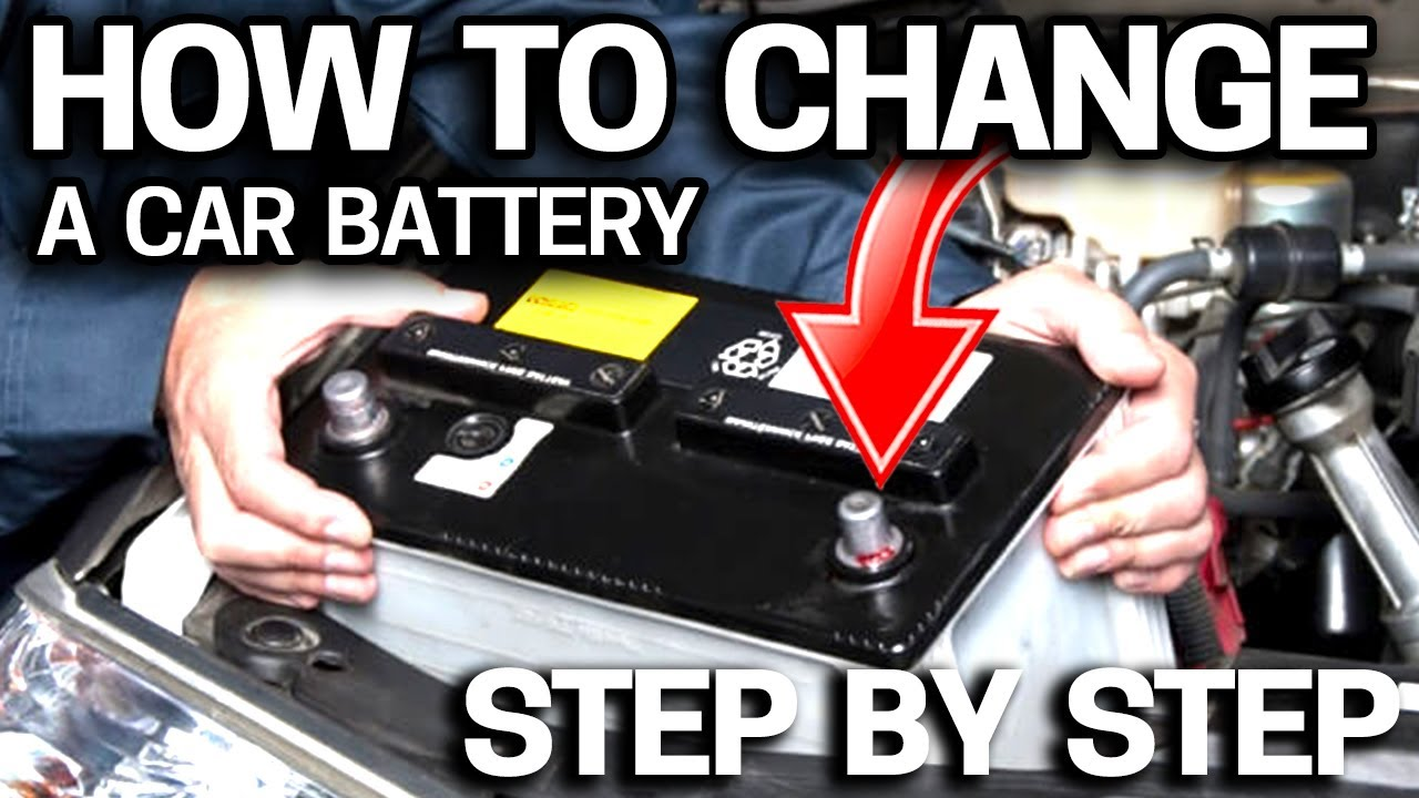 BEST How to Replace Your Car Battery - DIY for Subaru & More