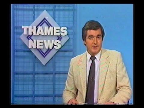Thames News - 5th August 1982