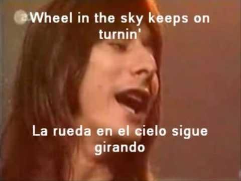 Wheel in the Sky  Journey Subtitulada