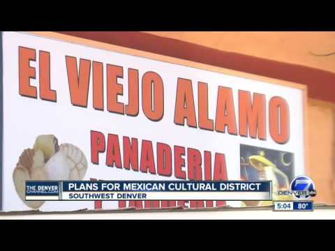 Denver To Transform Part Of Westwood Neighborhood Into Mexican Cultural District