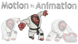 Motion in Animation - Tutorial