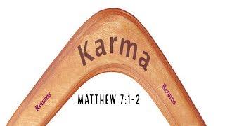 What goes around comes around, Revelations 18: verses 5,6,8