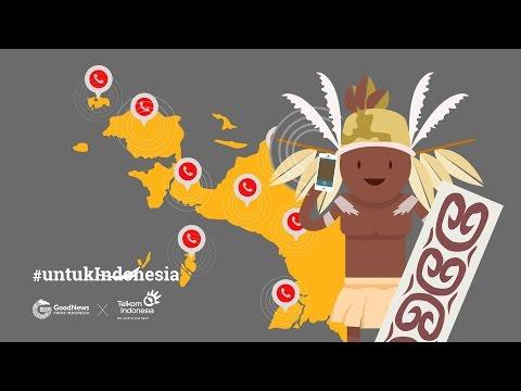 Membangun Infrastruktur Telekomunikasi Indonesia dari Papua — GNFI #untukIndonesia