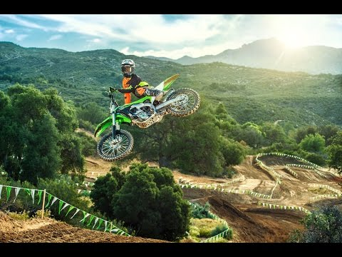 Kawasaki Kx250f Motocross