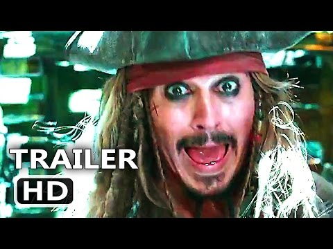 PIRATES OF THE CARIBBEAN 5 Official Trailer # 4 (2017) Dead Men Tell No Tales, Disney Movie HD