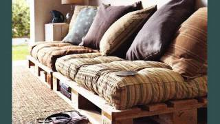 Pallet patio furniture diy & crafts handimania . , . . . . Garden furniture doesn
