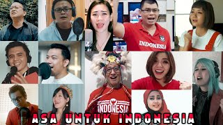 Asa Untuk Indonesia 【Official Music Video】- All Various Artist