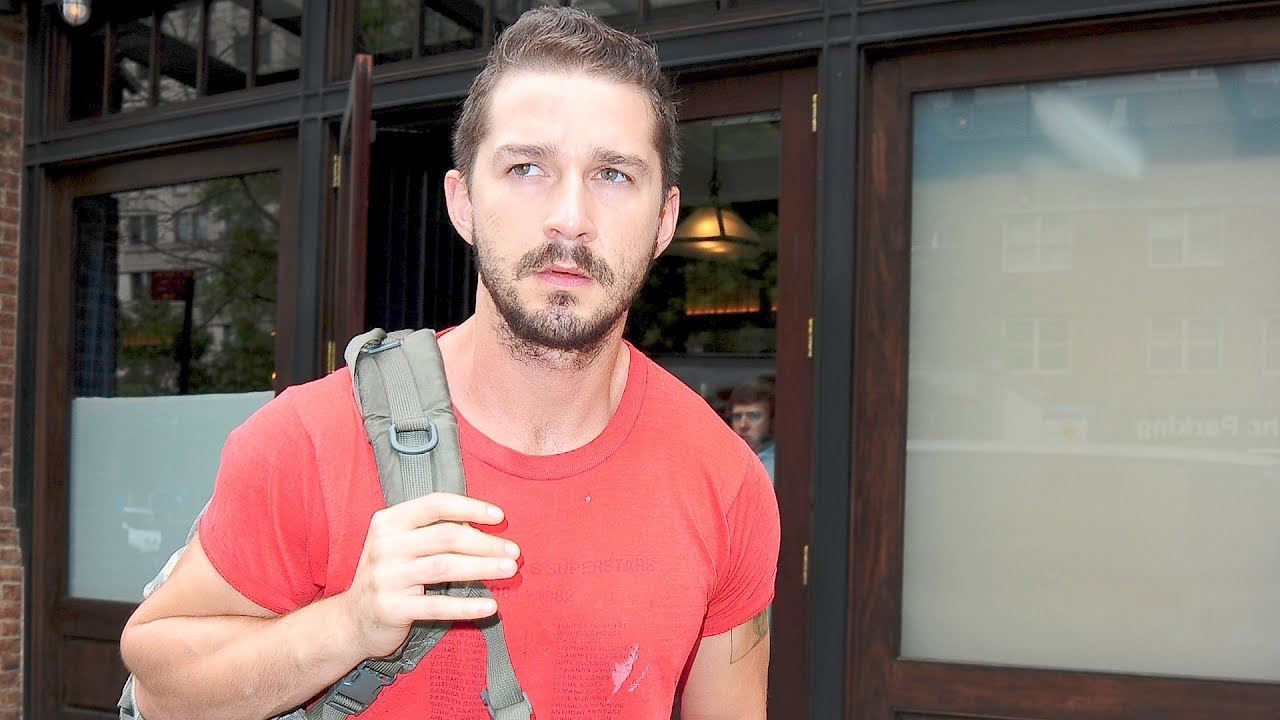 Shia LaBeouf's Latest Art Project is Isolation in a Finnish Cabin | Splash News TV
