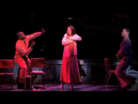 Jeanine Tesori and Brian Crawley: Violet Interview 2014