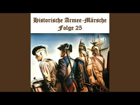 A M III, 25 Leibmarsch Des Grossherrn Mahmud II