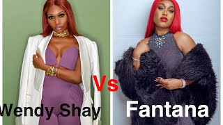 Fantana To Compete With Wendy Shay After Bullet Signing